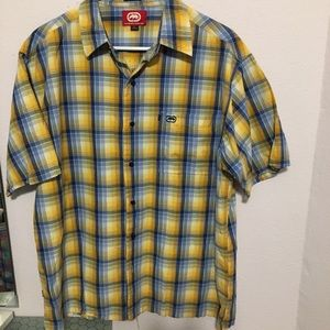 The Knute Large Ecko Unlimited button down